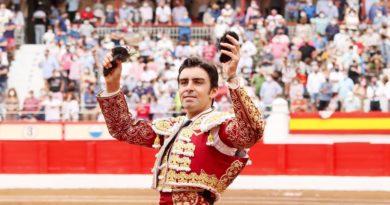 Santander, gran triunfo de Perera en su cita con los de La Quinta, oreja Ureña y Roca Rey