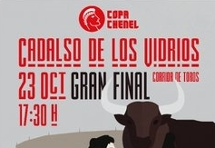 Fernando Adrián, Robleño y Colombo clasificados para la final de la Copa Chenel